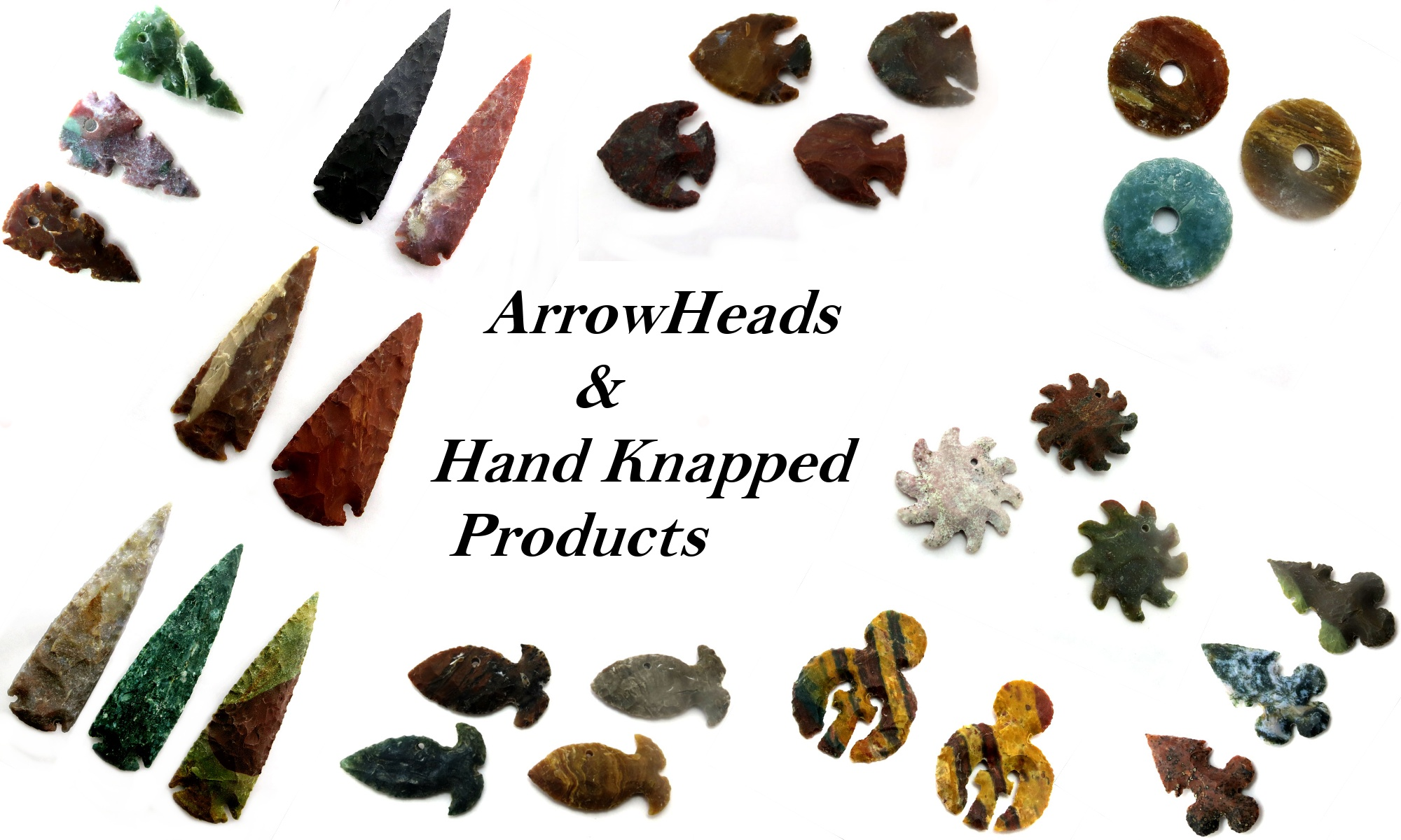 Arrowhead & Handknapped Products